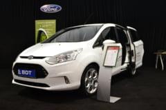 Ford B-Max, succes rasunator in Europa
