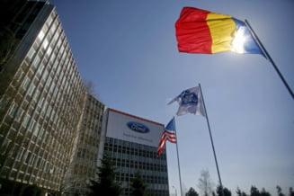 Ford Romania produce doar 10 masini pe zi