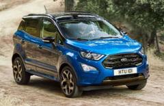 Ford a anuntat preturile din Romania pentru noul Ecosport, SUV-ul construit la Craiova
