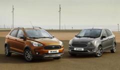 Ford a prezentat un rival pentru Dacia Sandero