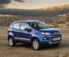 Ford aduce 190 de roboti noi la Craiova pentru a incepe productia SUV-ului EcoSport