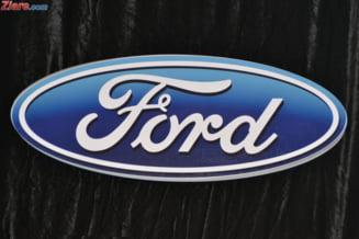 Ford incepe productia unei noi masini la Craiova si angajeaza aproape 1.000 de oameni