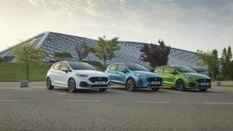 Ford prezinta Noua Fiesta conectata, electrificata, pregatita pentru viitor (P)
