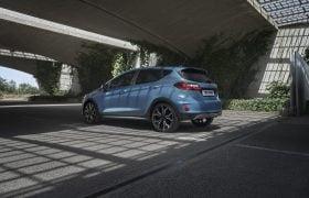 Ford prezinta Noua Fiesta conectata, electrificata, pregatita pentru viitor