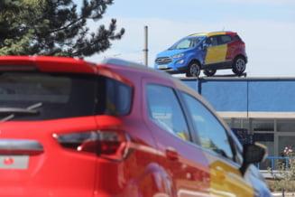 Ford promite ca 30% din componentele noului model EcoSport se vor produce in Romania