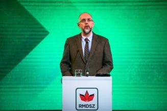 Formatiunile politice maghiare din Romania, UDMR, PPMT si PCM, adopta o pozitie comuna fata de autonomie