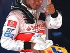 Formula 1: Hamilton castiga in Australia