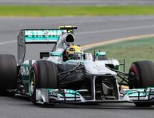 Formula 1: Lewis Hamilton, pole position in prima cursa a anului