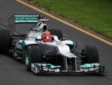 Formula 1: Rezultate surpriza in primele antrenamente ale sezonului