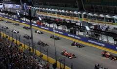 Formula 1: Rezultatele inregistrate in calificarile pentru Marele Premiu de la Singapore