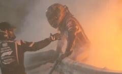 Formula 1: ancheta in cazul accidentului suferit de Romain Grosjean va dura 2 luni. Aspectele care vor fi cercetate