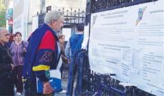 Formularele pentru ajutoarele de incalzire se distribuie incepand de saptamana viitoare