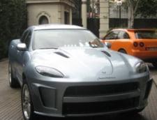 Fornasari a prezentat un rival pentru Porsche Cayenne