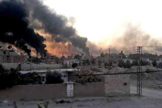 Fortele turce sunt acuzate ca au comis crime de razboi - Invazie si atrocitati in nordul Siriei