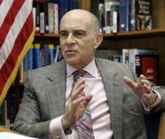 Fost ambasador american la Bucuresti: Romania isi are viitorul sub propriile picioare. Va trebuie o armata puternica