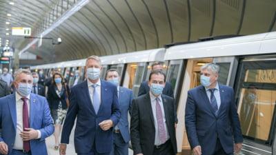 Fost ministru al Lucrarilor Publice: Carol I facea 100 km de cale ferata pe an, podul de la Cernavoda s-a facut in 5 ani, noi ne laudam cu 7 km de metrou in 9 ani. E inadmisibil