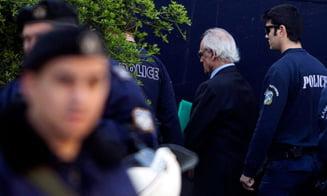 Fost ministru grec al Apararii, 8 ani de inchisoare pentru nejustificarea averii