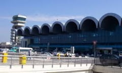 Fosta asistenta a Dacianei Sarbu la Bruxelles, in CA al Aeroportului Otopeni