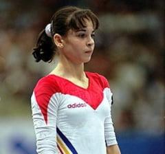 Fosta gimnasta Corina Ungureanu s-a inscris in PNL
