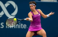 Fosta jucatoare de top 10 WTA, ajunsa in calificari la Adelaide, a pierdut la o tenismena aflata in afara primelor 200 din clasament