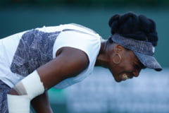 Fosta lidera mondiala WTA, eliminata in turul II la Indian Wells