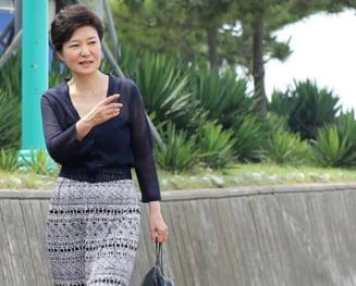 Fosta presedinta a Coreei de Sud, condamnata definitiv la 20 de ani de inchisoare pentru coruptie
