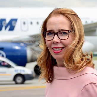 Fosta sefa TAROM, intrebata daca ministrul Cuc avea obiceiul sa vada listele de pasageri: Nu mai vreau sa spun nimic!
