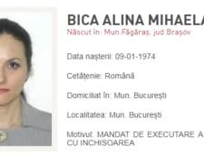 Fosta sefa a DIICOT Alina Bica a fost data in urmarire generala