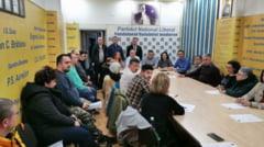 Fosti membri ai Pro Romania au trecut la PNL Slatina
