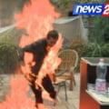 Fostii detinuti politici din Albania isi dau foc