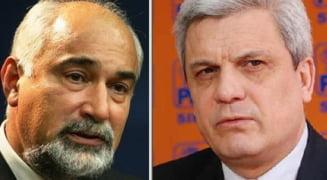 Fostii ministri Ariton si Vosganian, aviz favorabil pentru urmarirea penala de la senatorii juristi (Video)