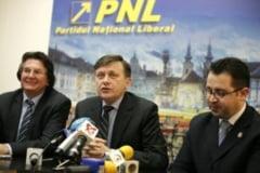 Fostii pedelisti Marius Dugulescu si Nelu Balas - cei mai noi membri ai PNL Timis