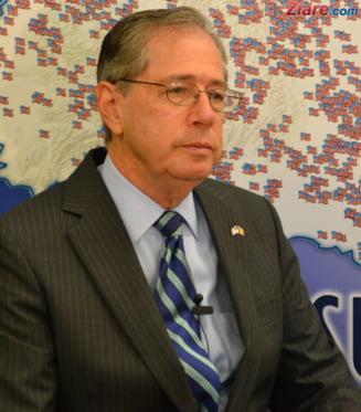 Fostul ambasador Mark Gitenstein, numit la conducerea Fondului Proprietatea (Video)