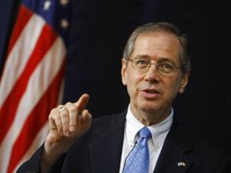 Fostul ambasador SUA la Bucuresti, despre ruperea USL si alegerile prezidentiale
