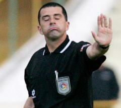 Fostul arbitru Ionica Serea, retinut pentru 24 de ore (Video)