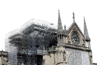 Fostul arhitect sef de la Notre Dame: Reconstructia nu este posibila in cinci ani