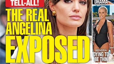 Fostul bodyguard al Angelinei Jolie: este psihopata!