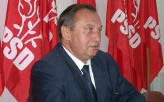 Fostul deputat Ion Stan, eliberat conditionat din arestul Penitenciarului de la Gaesti