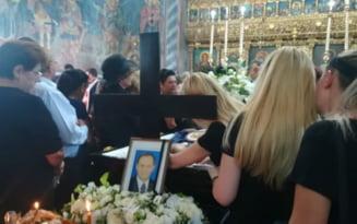 Fostul deputat Ion Stan, inmormantat la Manastirea Nucet din Dambovita