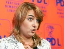 Fostul deputat PDL Brandusa Novac, judecata pentru conflict de interese