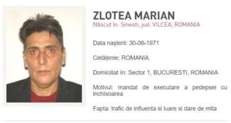 Fostul europarlamentar Marian Zlotea, condamnat la 8 ani si 6 luni de inchisoare, s-a predat autoritatilor din Italia