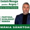 """Fostul fotbalist Adrian """"Rica"""" Neaga candideaza pentru un post de senator, sustinut de deputatul """"Mitraliera"""""""