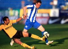 Fostul fotbalist Ionut Balba a dat in judecata Administratia Finantelor Publice