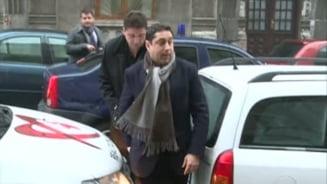 Fostul ministru Cristian David, arestat preventiv (Video)