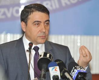 Fostul ministru Stelian Fuia, audiat la DNA