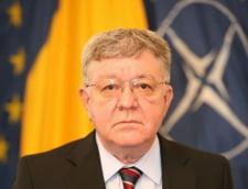 Fostul ministru al Apararii Nationale, Corneliu Dobritoiu, s-a inscris in partidul condus din umbra de Dan Voiculescu