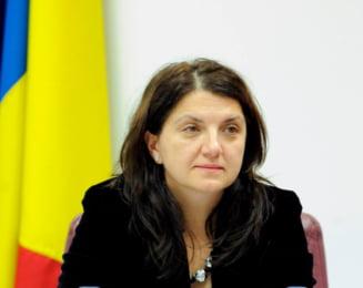"""Fostul ministru al Justitiei, Raluca Pruna, despre cazul Laurentiu Baranga: """"Trebuie sa restituie toti banii publici pe care i-a incasat"""""""