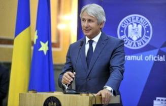 Fostul ministru de Finante, Eugen Teodorovici, este noul trezorier al Federatiei Romane de Rugby