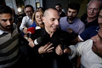 Fostul ministru grec de Finante, despre Germania: Controleaza Eurogrupul, a fost o inscenare pentru Grecia