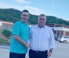 Fostul prefect de Alba a demisionat din PSD si s-a inscris in partidul lui Victor Ponta